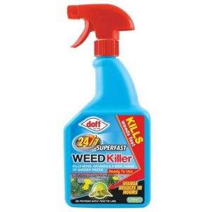 24/7 Superfast Weedkiller