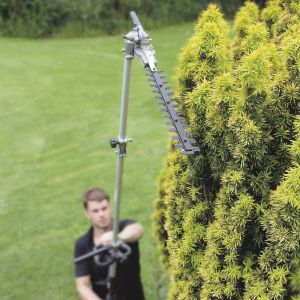 230V Electric Extendable Hedge Trimmer
