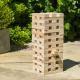 Giant Wooden Blocks Tower Set