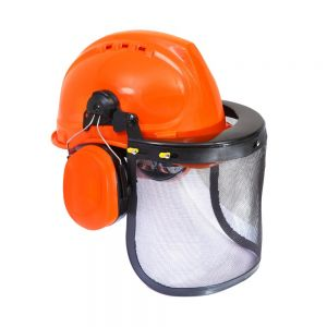 Helmet, Eye & Ear Protector