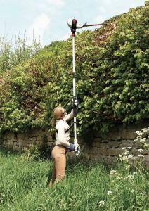Eckman Lightweight 9ft 2in Long Reach Telescopic Hedge Trimmer